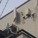 春日部市でケーブルテレビからフラットアンテナへ切り替え